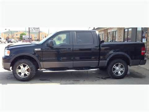 2007 ford f 150 supercrew fx4 moose jaw