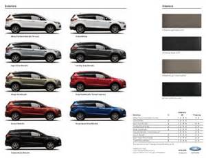 2014 Ford Escape Colors 2014 Ford Escape In Massachusetts