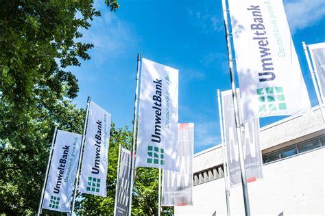 umwelt bank umweltbank sorgt f 252 r gr 252 ne highlights pressemitteilung