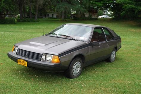 1984 renault fuego 1984 renault fuego price reduced 1984 renault