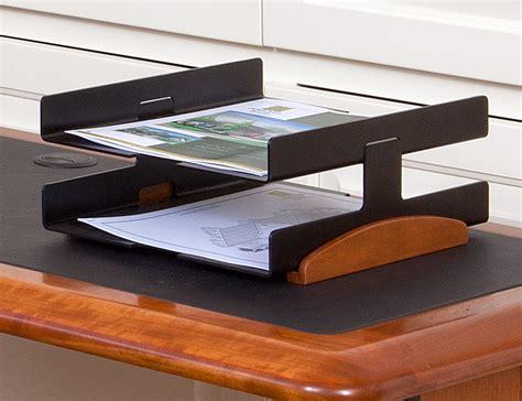 paper organizer trays caretta workspace