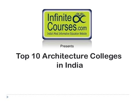 top 10 architecture colleges in india top 10 architecture colleges in india