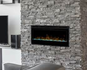 Blf Electric Fireplace - 34 quot dimplex prism wall mount fireplace blf3451