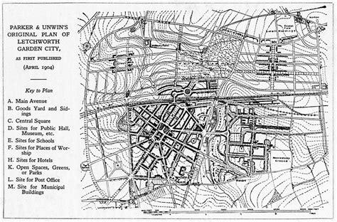 Garden City Zoning Ordinance Garden Cities In Roots Branches