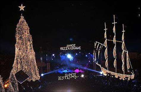 christmas decoration in greece dreamer in greece