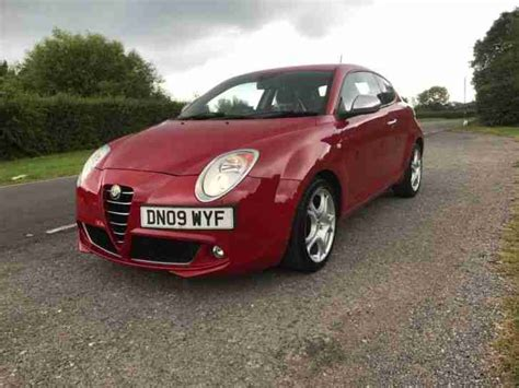 Alfa Romeo Mito For Sale Alfa Romeo Mito Veloce 1 4 16v 2009 Car For Sale