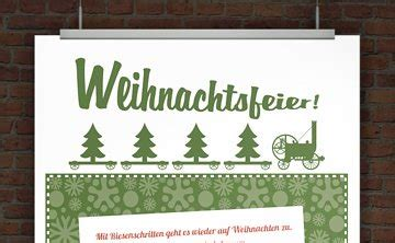 Kostenlose Vorlage Für Einladung Zur Weihnachtsfeier Drucke Selbst Weihnachtliche Einladung Mit Mustertext