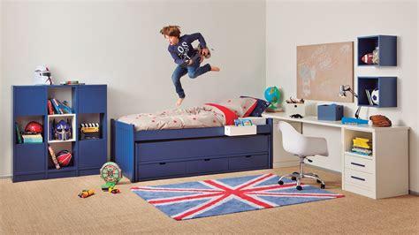 chambre enfant avec bureau chambre enfant bahia movil avec bureau et rangement