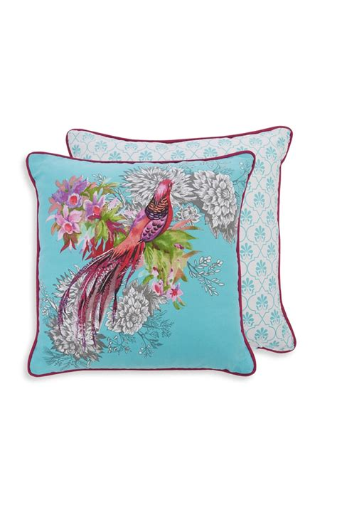 primark cusions bird print cushion by primark