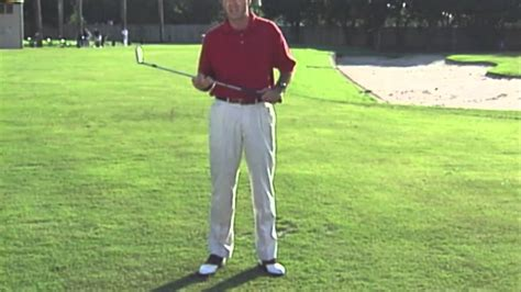 jim mclean golf swing jim mclean importance of pitching youtube
