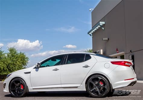 Rims For 2013 Kia Optima 2013 Kia Optima With 20 Quot Giovanna Dalar 5 In Black Wheels