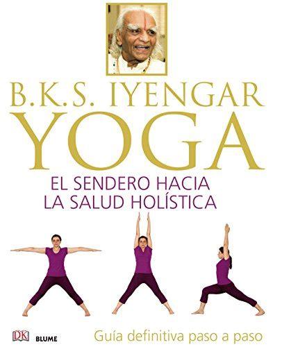libros de yoga iyengar libros