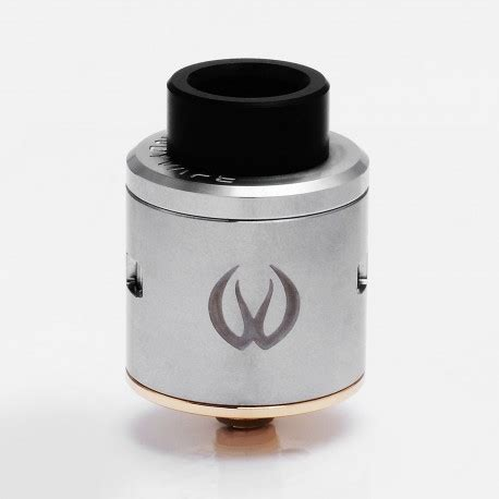 Atomizer Drip Vape Vapor Icon Rda Clone 23 86 Authentic Vandy Vape Icon Rda Silver Atomizer W Bf Pin