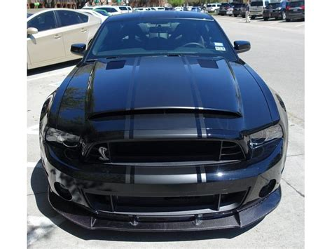 shelby gt super snake   miles  sale