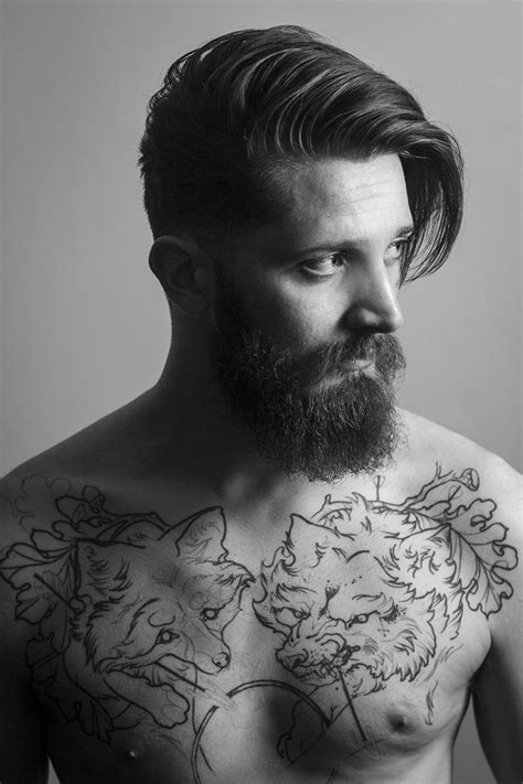 30 Amazing Beards and Hairstyles For The Modern Man   Mens