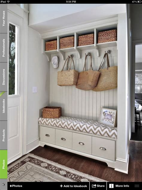 mud bench mudroom entrance bench new house decorating pinterest