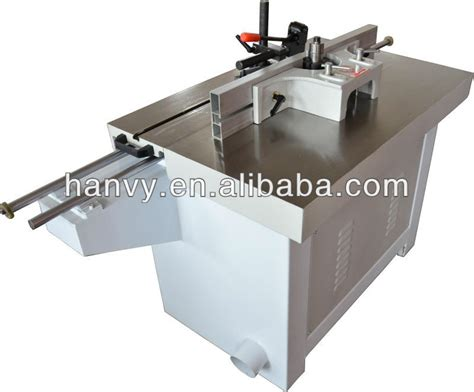Sliding Table Spindle Wood Shaper Machine Spindle