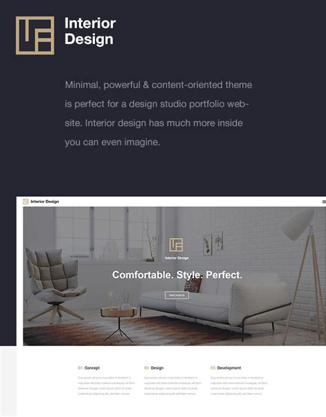 themeforest interior design interior design architecture design wp theme by