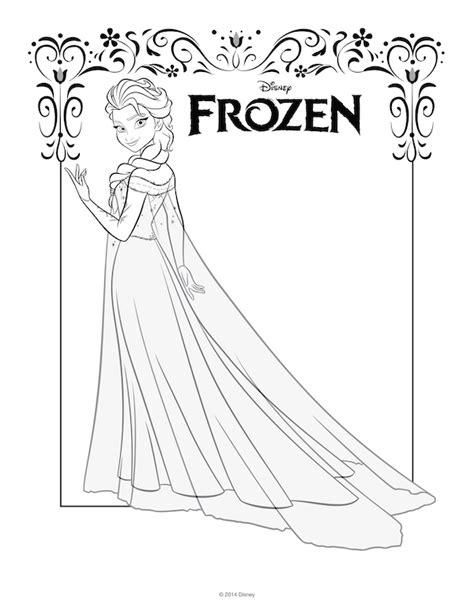 frozen coloring pages printables pinterest free frozen coloring pages frozen party pinterest