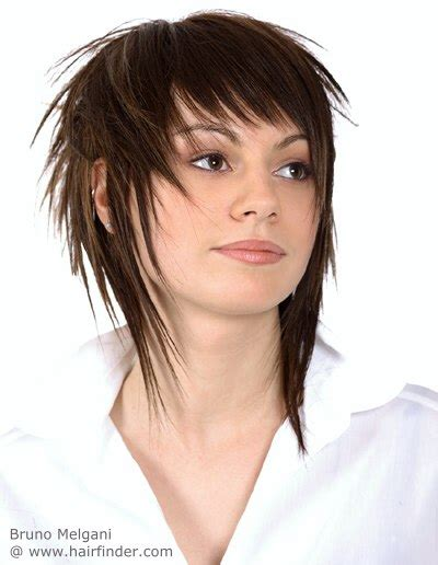 long in the front short in the back edgy haircut women s haircuts short back long front best hair cut 2017