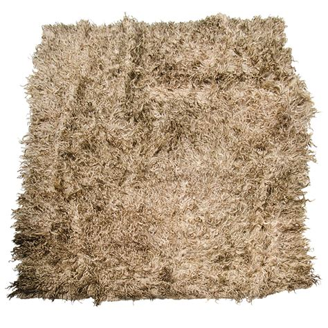 shag throw rug vintage turkish tulu shag rug angora throw at 1stdibs