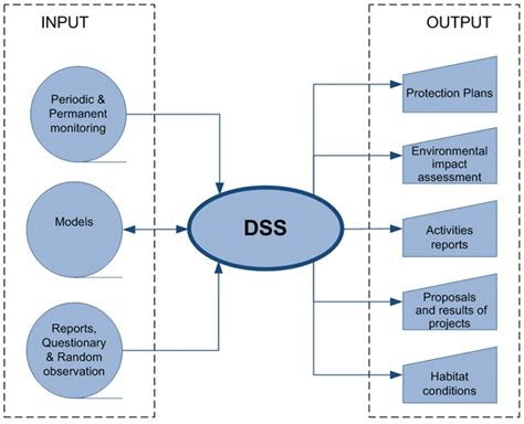 diagram of decision support system decision support system definition it systems