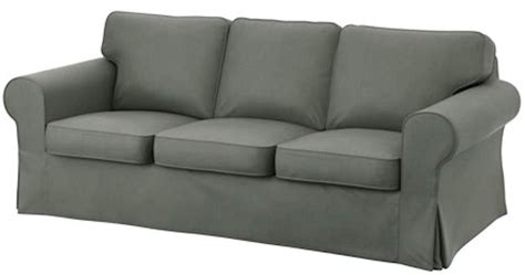 ikea replacement couch covers the cotton dark gray ektorp 3 seat sofa cover replacement