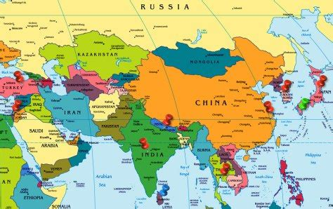Best Asian Country For Mba 2016 by Geography Silk Road Religion