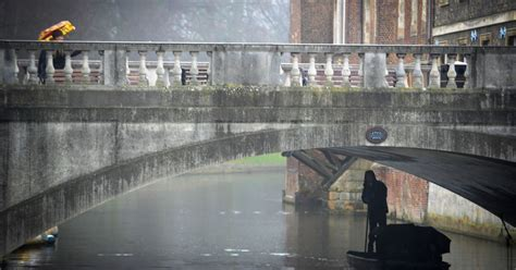 new year in cambridge uk it poured on new year s day but will the turn to
