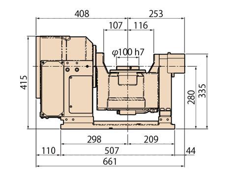 tavola rotary rtt 112 tavola tilting cnc a trasmissione diretta