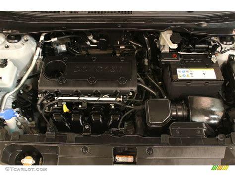 Kia 2 4 Engine 2012 Kia Sportage Lx Awd 2 4 Liter Dohc 16 Valve Cvvt 4