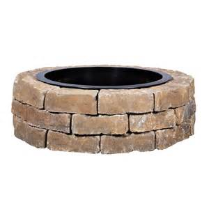 patio fire pit kit  images about fireplaces on pinterest outdoor fireplaces integral