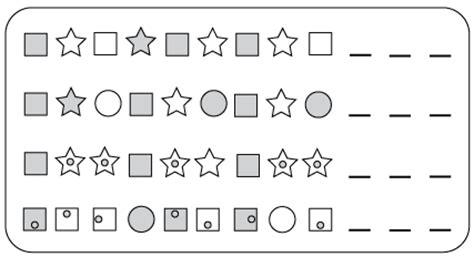math pattern puzzles worksheet free worksheets 187 pattern worksheets pdf free math