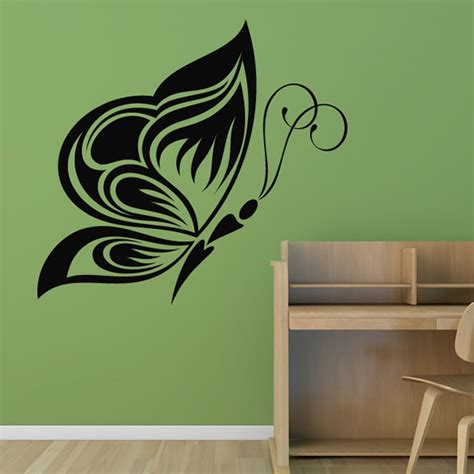 nature wall stickers butterfly wall stickers nature wall