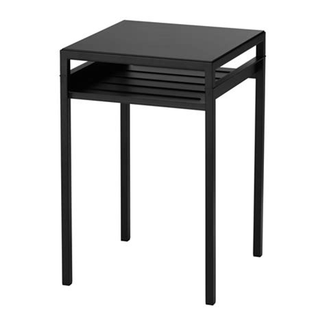 17 best images about black side tables on pinterest nyboda side table w reversible table top black beige ikea