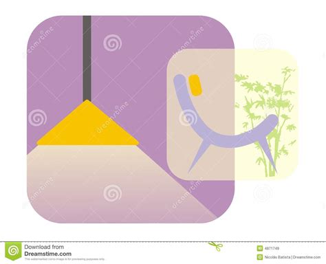 Interior Design Icons by Interior Design Icon Royalty Free Stock Images Image