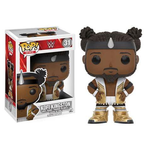Funko Kofi Kingston 12360 kofi kingston pop vinyl figure funko sports pop vinyl figures at