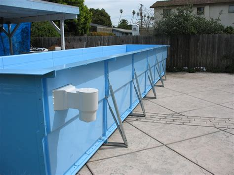 lap pool cost diy lap pool kit silverline diy fibreglass pools by
