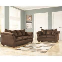 Living Room Ashley Furniture Flash Furniture Signature Design By Ashley Darcy 2 Piece