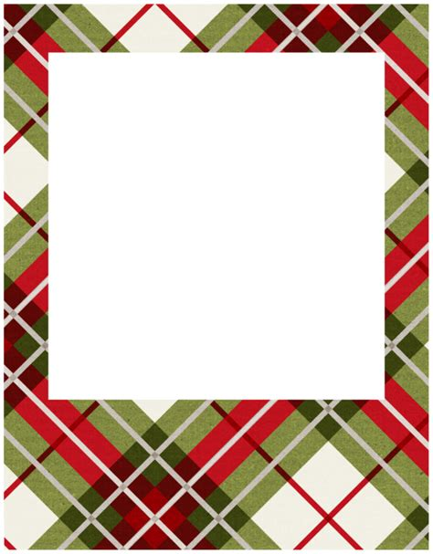 library  christmas plaid jpg black  white library png files clipart art