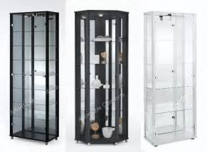 Display Cabinets Black Glass Black Glass Cabinet Bukit