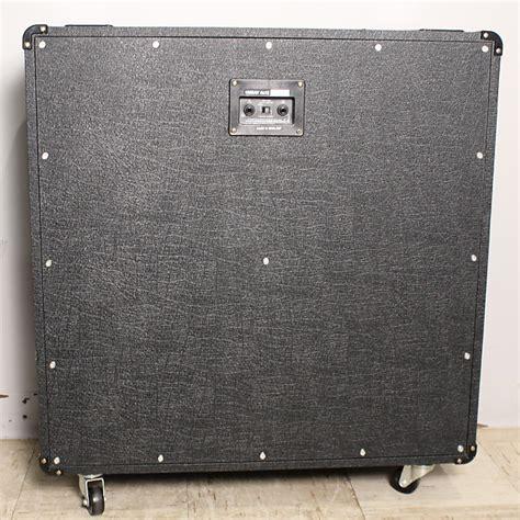 Marshall Cabinet 1960 by Marshall 1960 Av 4x12 Vintage Cabinet Reverb
