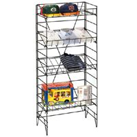 Self Standing Shelf by Self Standing Wire Rack Discount Shelving