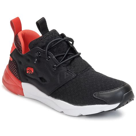 Reebok Furylite Classic 29002m Mrpt reebok classic furylite pop black orange free delivery with spartoo uk shoes low top