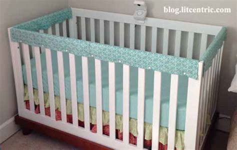 Crib Teething Guard by The News From Kamsnaps April 2012