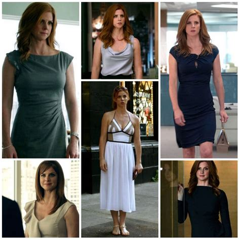 Suits Wardrobe Donna by Donna Paulsen Fashion From Tv S Suits Suits Fashion