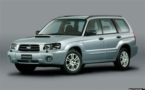 2004 subaru forester subaru forester 2 5xt 2004 auto images and specification