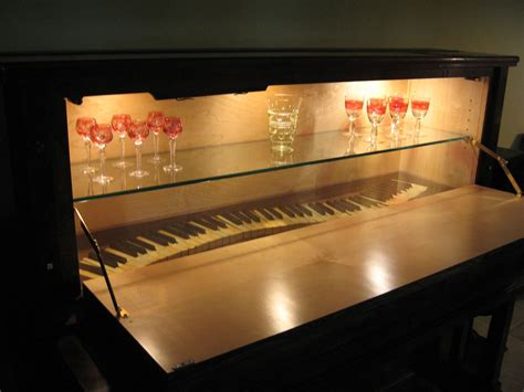 hand  pianobar cabinet  michael meyer fine