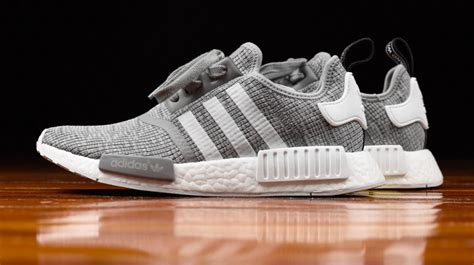 adidas nmd light grey the adidas nmd r1 glitch camo solid grey is now available