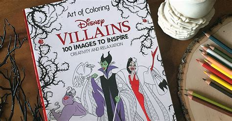 villainous coloring page     halloween spirit